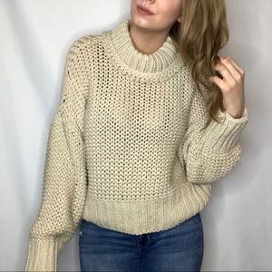 Free People | My Only Sunshine Knit Sweater M
